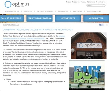 Optimus_homepage