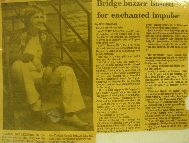 Bridge buzzer