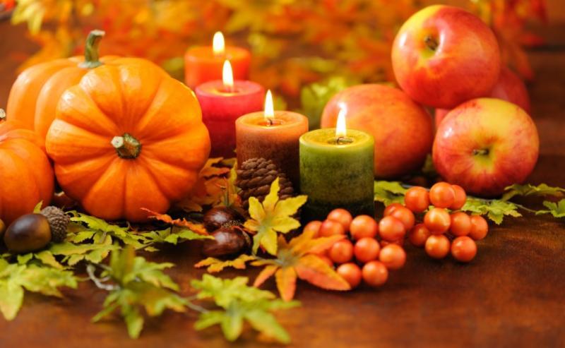 Thanksgiving tableau
