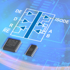 IsoLoop� IL3085 Isolated RS485 Transceiver