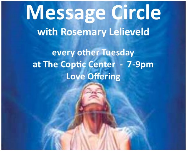 Message Circle