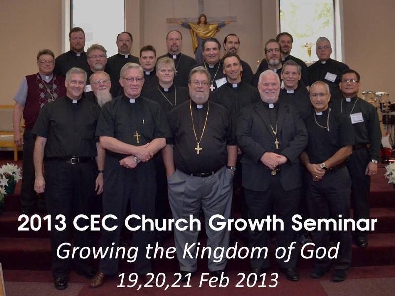 2013 Church Growth Seminar