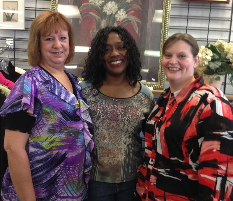 Tammy, Melanee, Catherine