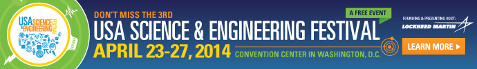 USA Science and Engineering Festival_Ad