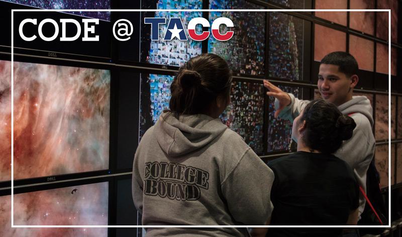 Code@TACC Photo