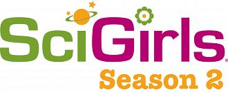 SciGirls Season 2 Logo