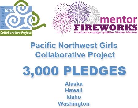 3,000 Pledges Graphic