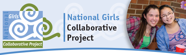 National Girls Collaborative Project Header