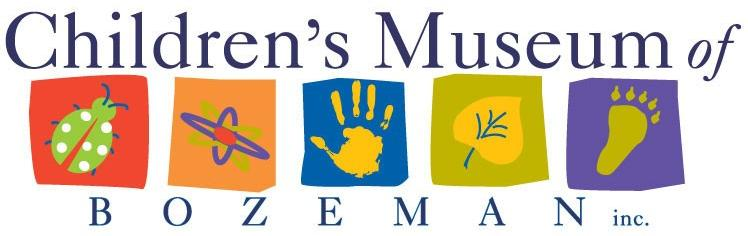 Childrens Museum of Bozeman Logo