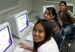 TechReach girls