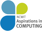 NCWIT Aspirations in Computing Logo