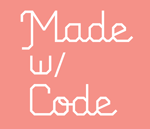Made with Code Logo