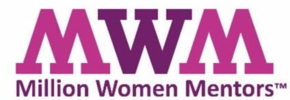 Million Women Mentors Logo