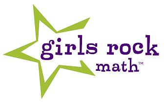 Girls Rock Math Logo