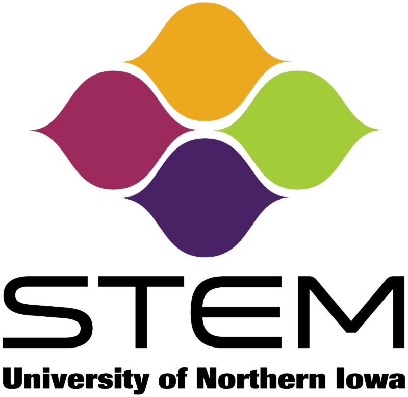 University of Northern Iowa STEM logo