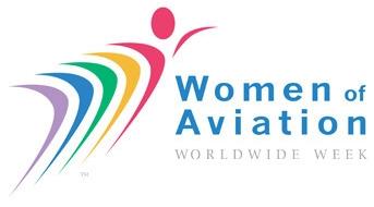 Women of Aviation Logo