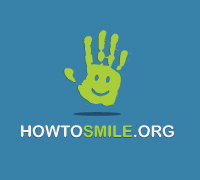 How To Smile Logo