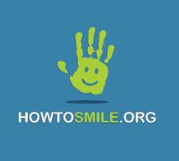 How To Smile Logo