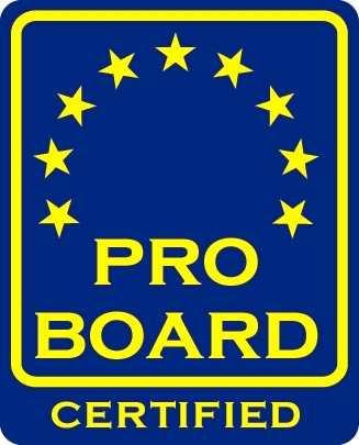 Pro Board Certified