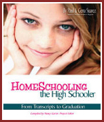 Homeschool High School e-book cover