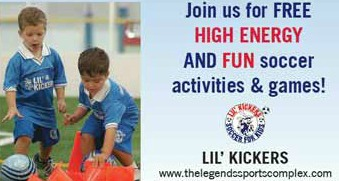 lil kickers open house