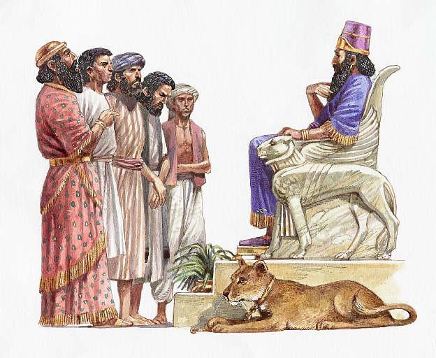 The Babylonian Exile: ancient, babylon, babylonian, en