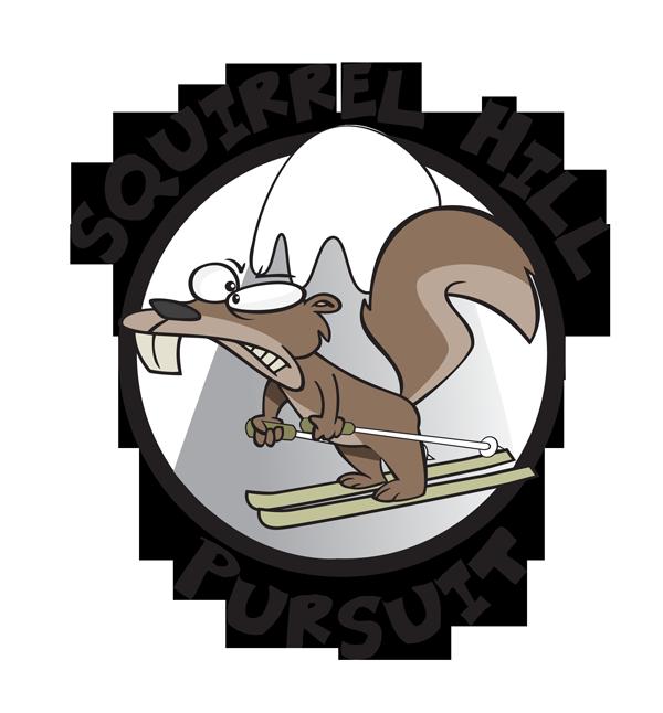 Squirrel Hill Pursuit Logo