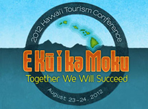 2012 Hawaii Tourism Conference