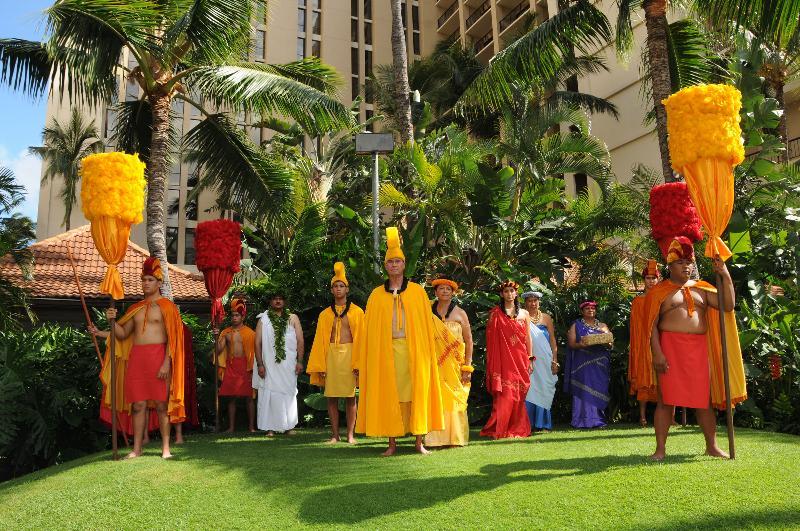 2011 Aloha Festival Court