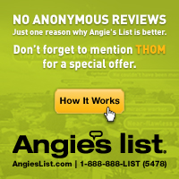 Angie's List ad