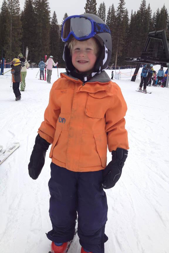 boone skiing