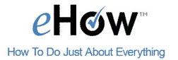 eHow: How To Do Just About Everything