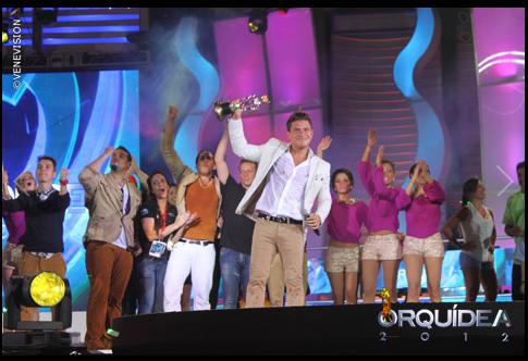 Oscarcito Orquidea 2012
