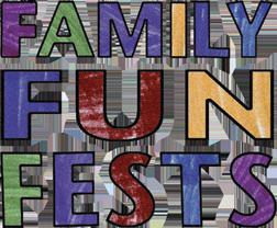 Family Fun Fest Logo - T1