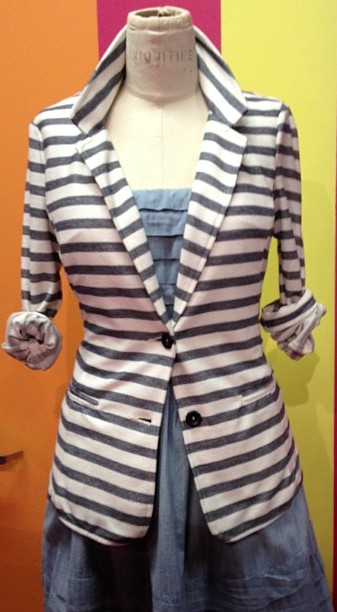 Chambray & Stripes  BB Dakota & Splendid from Uniquities