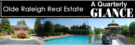 Olde Raleigh Real Estate newsletter