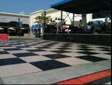 Dance floor Midtown Beach Music