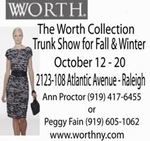 Worth Fall & Winter 2011
