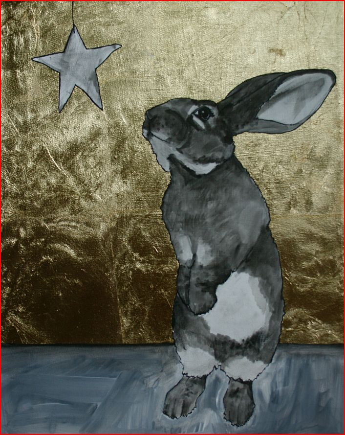 Sullivan Anlyan Art - Rabbit