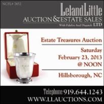 Leland Little Auction Feb 23 2013