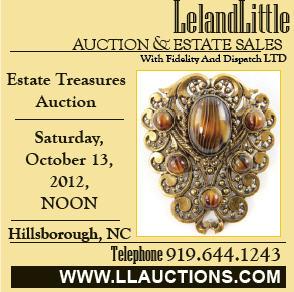 Leland Little Auction Oct 13 2012