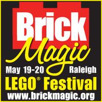 Brick Magic Lego Festival