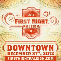 First Night 2013