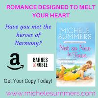 Romance Author Michele Summers