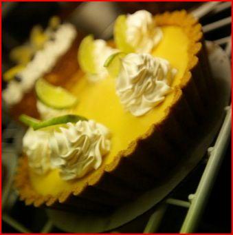 Hayes Barton Cafe Key Lime Pie