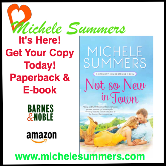 Michele Summers Romance Books
