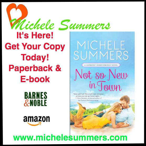 Michele Summers Romance Books