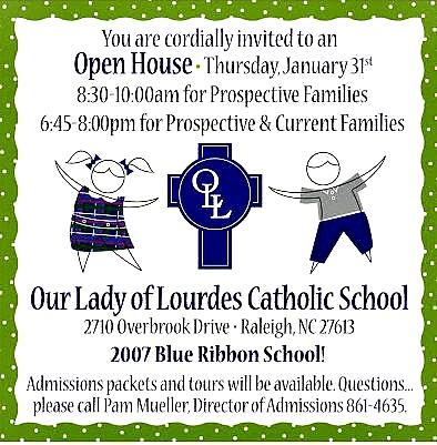 OLL Open House Jan 2013