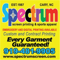 Spectrum Screen Printing