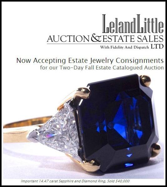 Leland Little Fall Estate Auction